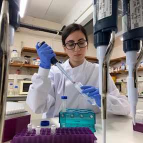 Meet Eleni Christoforidou, a Ph.D. Student at the University of Sussex