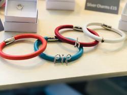 Leather bracelete