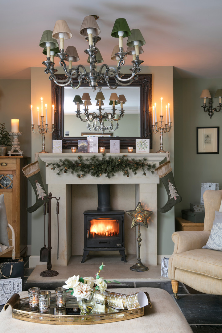 Fire place for lounge interior design.jpg