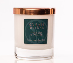 Tiger Lily & Jasmine Scented Candle