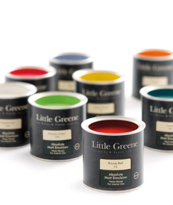 Little Greene Sample Pot 60ml