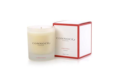 Connock Christmas Candle