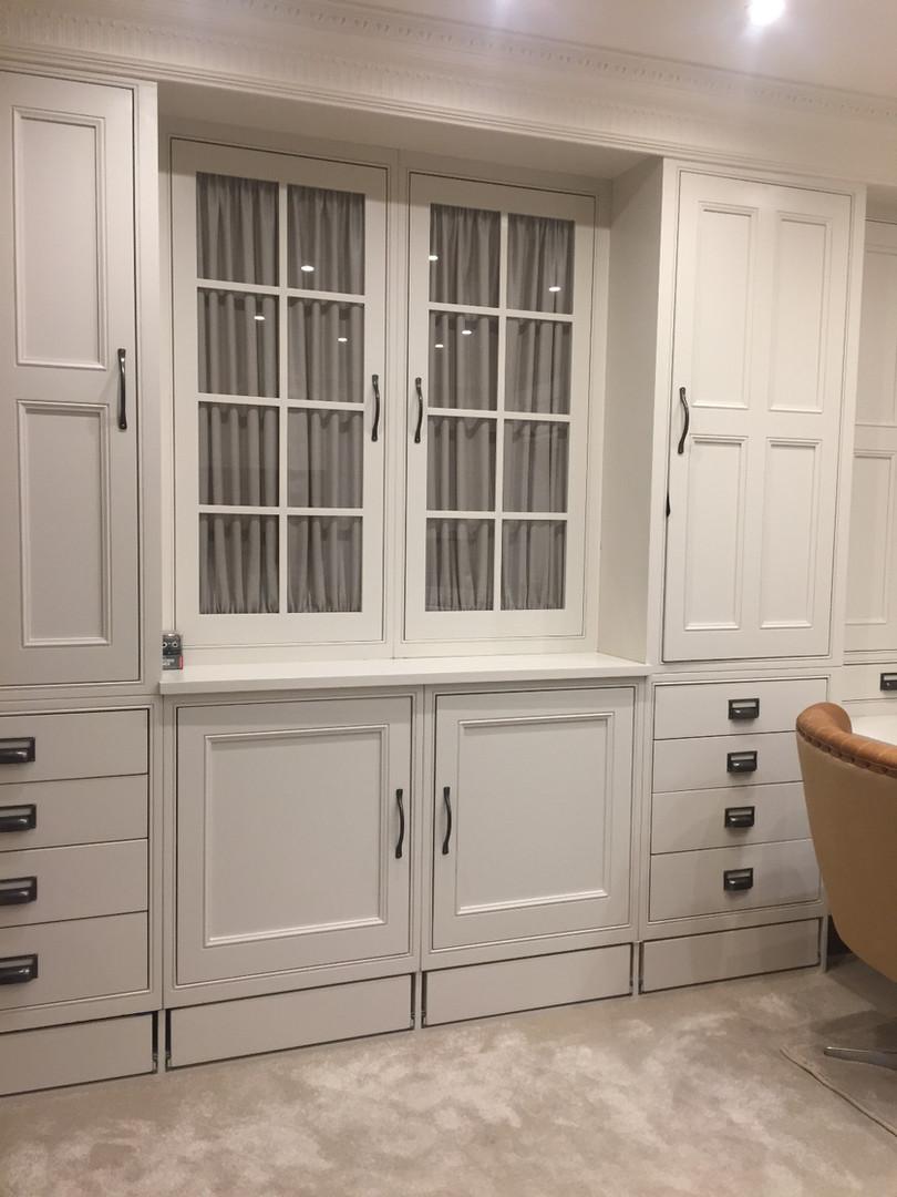 custom built units, interior design ideas