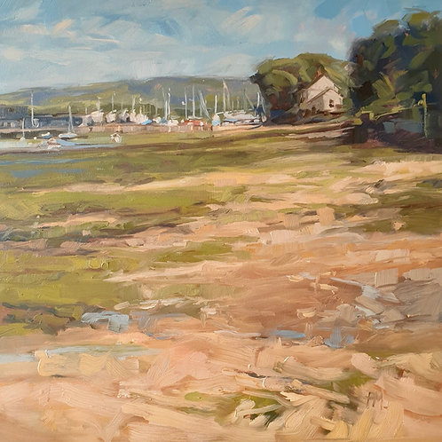 Tide's Out By Paula Mitchell