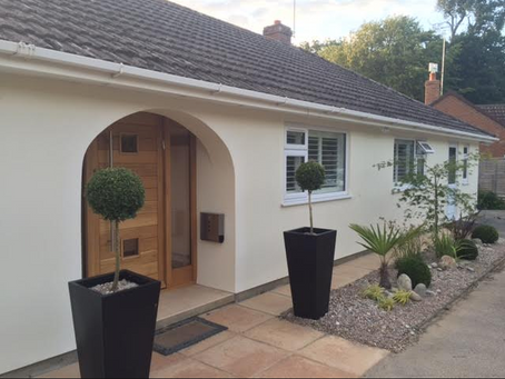Complete renovation, Verwood