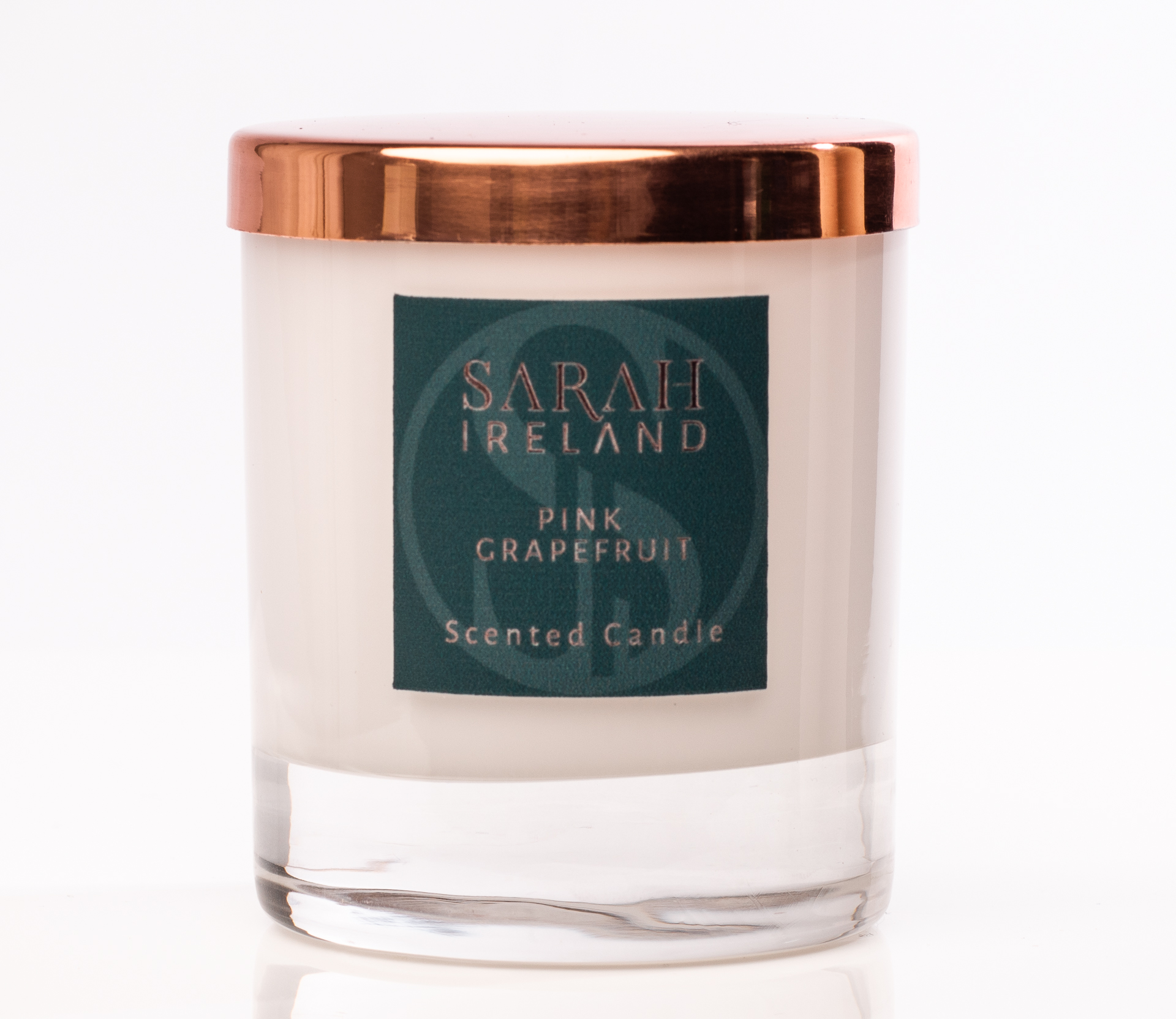 Pink Grapefruit Scented Candle