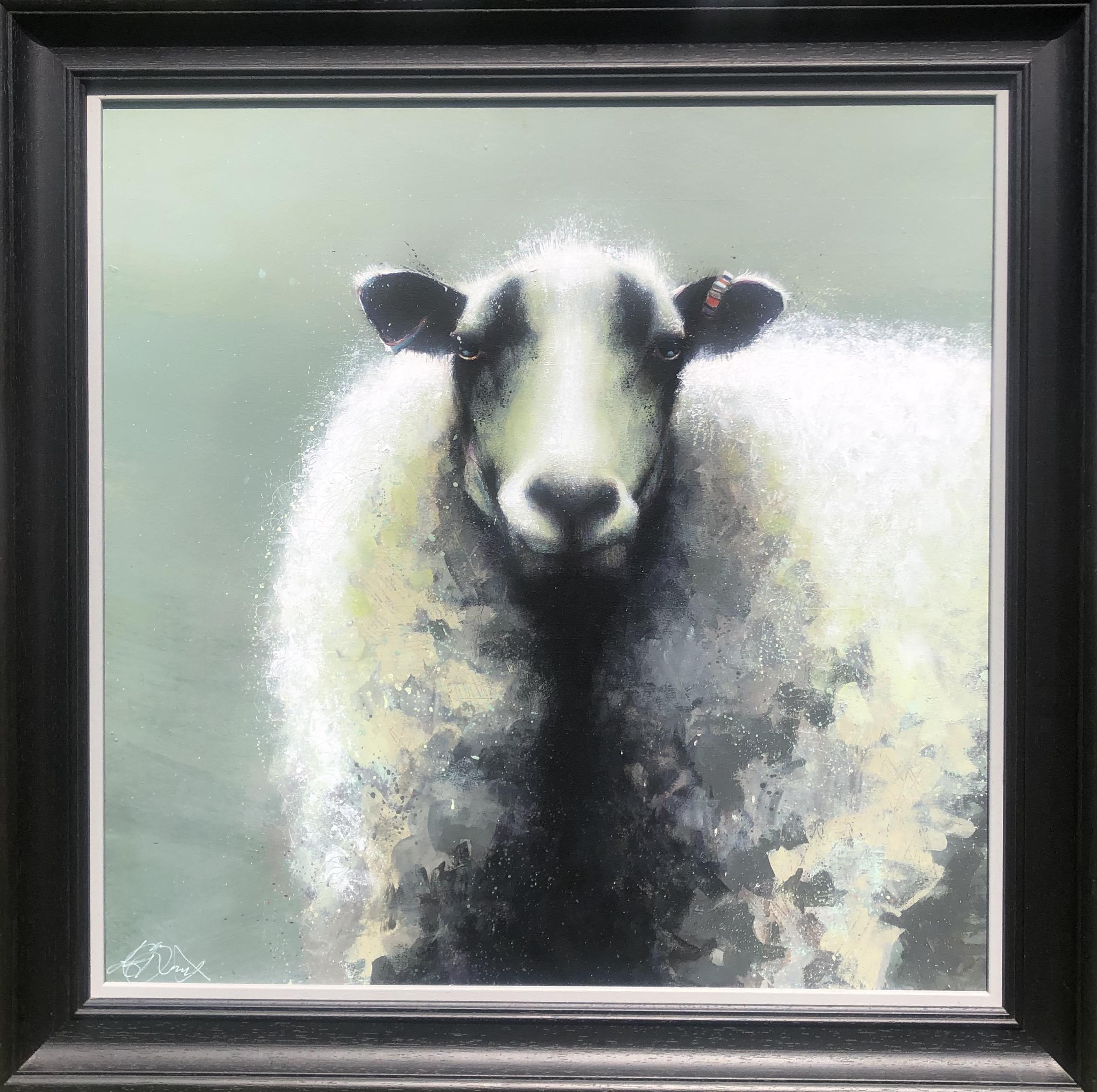 Sheepish Sandra Binney