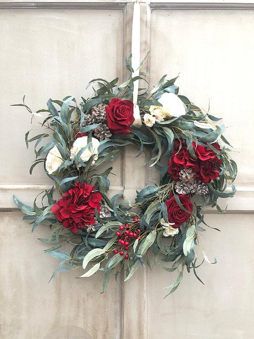 CLARA Christmas Wreath