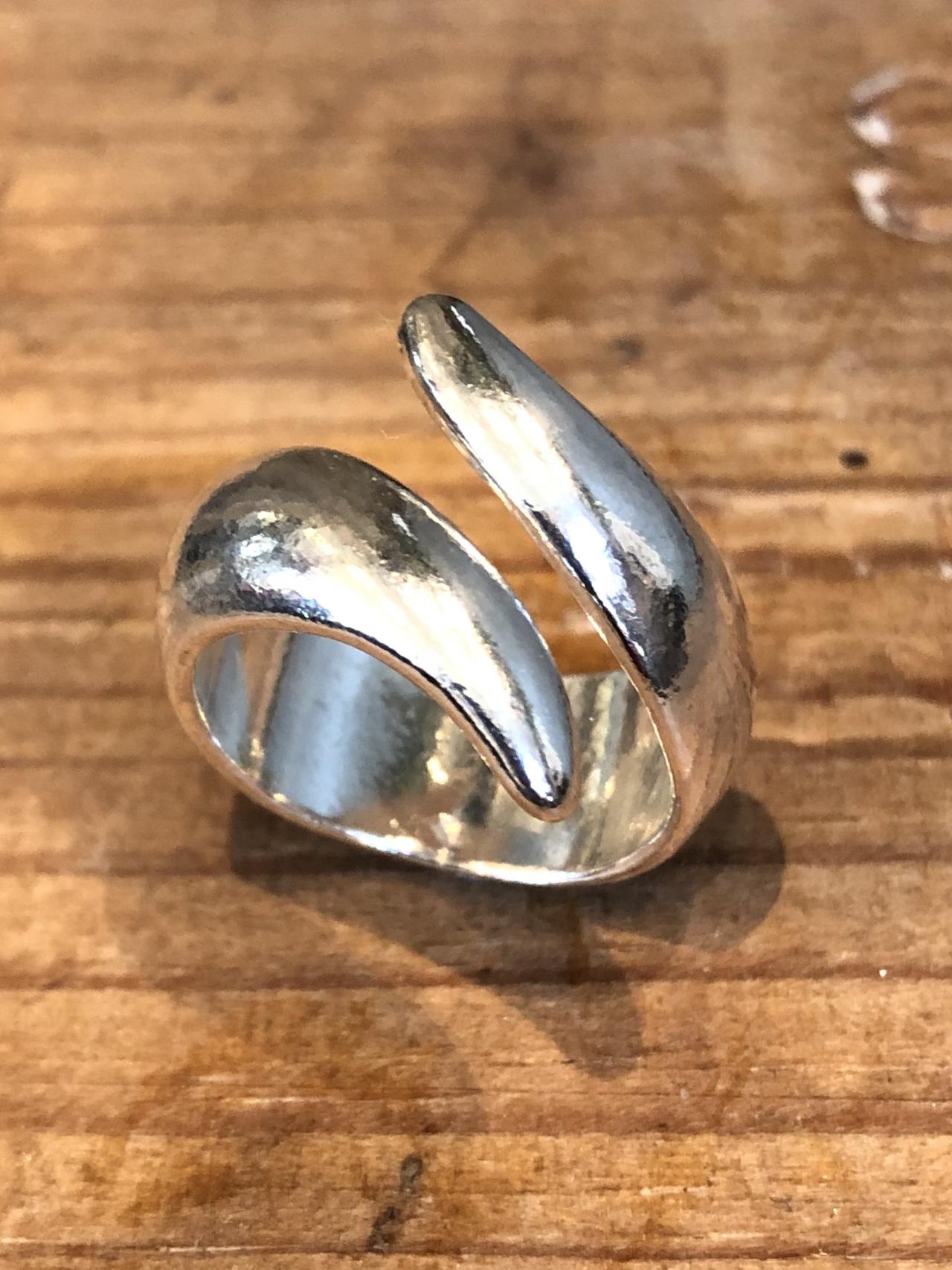Silver Ring - Gem Freeman