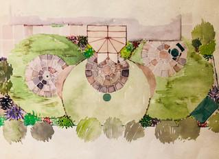 3 Level Garden Design