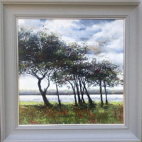 Waterside By Sandra Binney