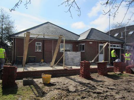 Rear extension & loft conversion