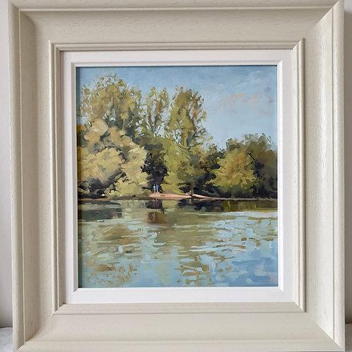 Hightown Fishing Lake - Paula Mitchell