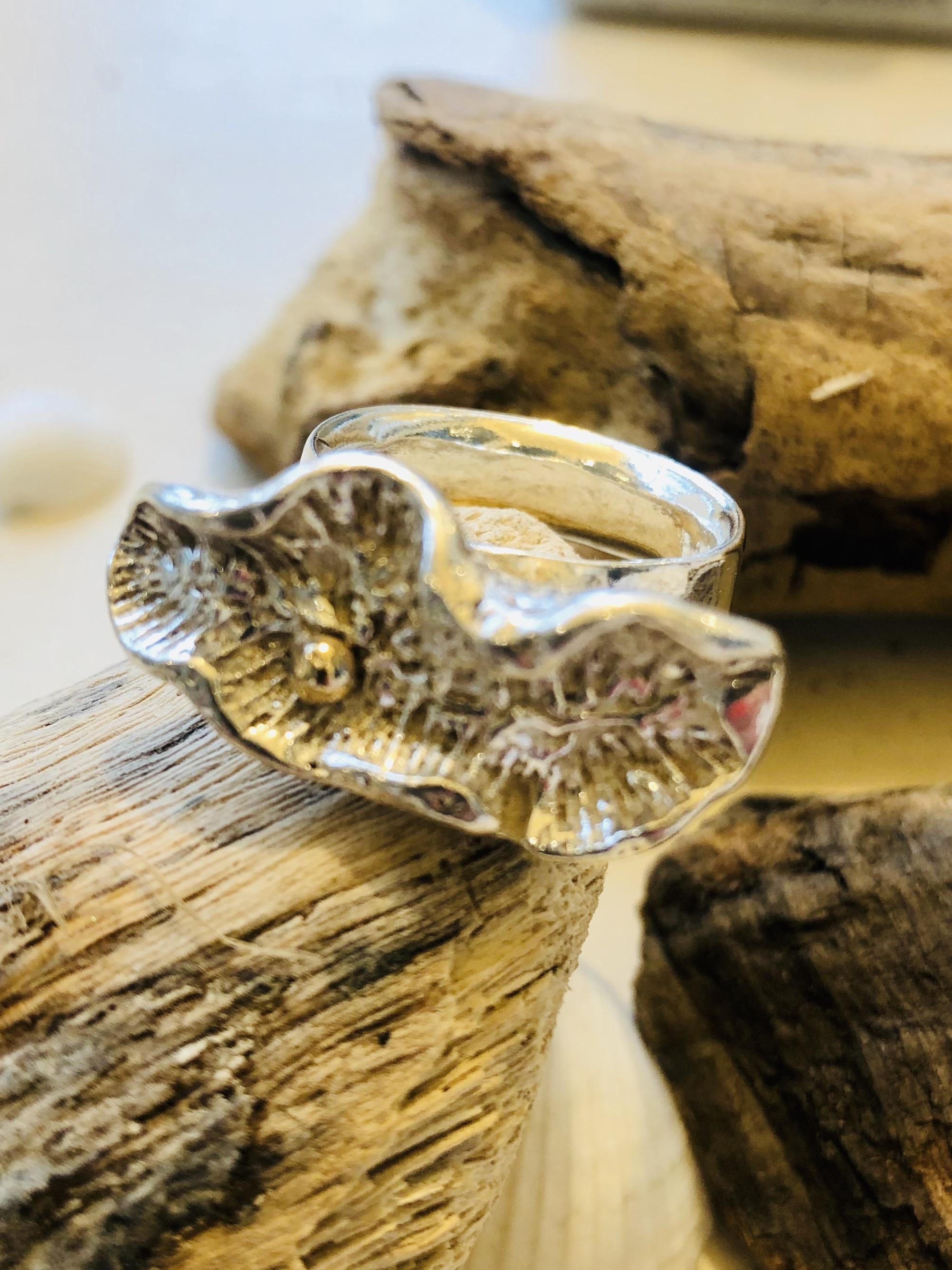 Silver Bespoke Ring
