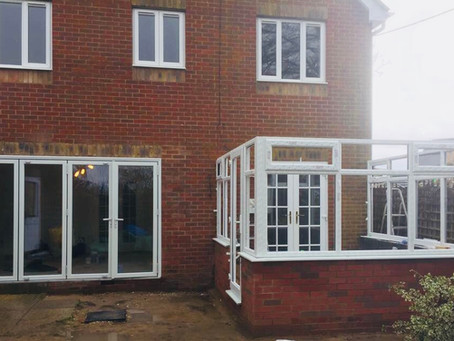 Perfectly Formed Conservatory