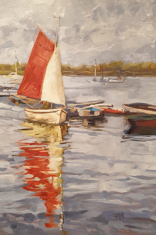 Harbour Return By Paula Mitchell