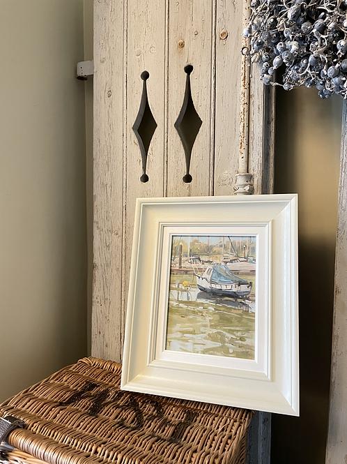 HarbourFishing Boat - Paula Mitchell