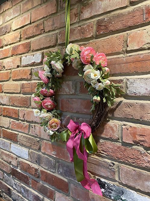 Olivia Door Wreath