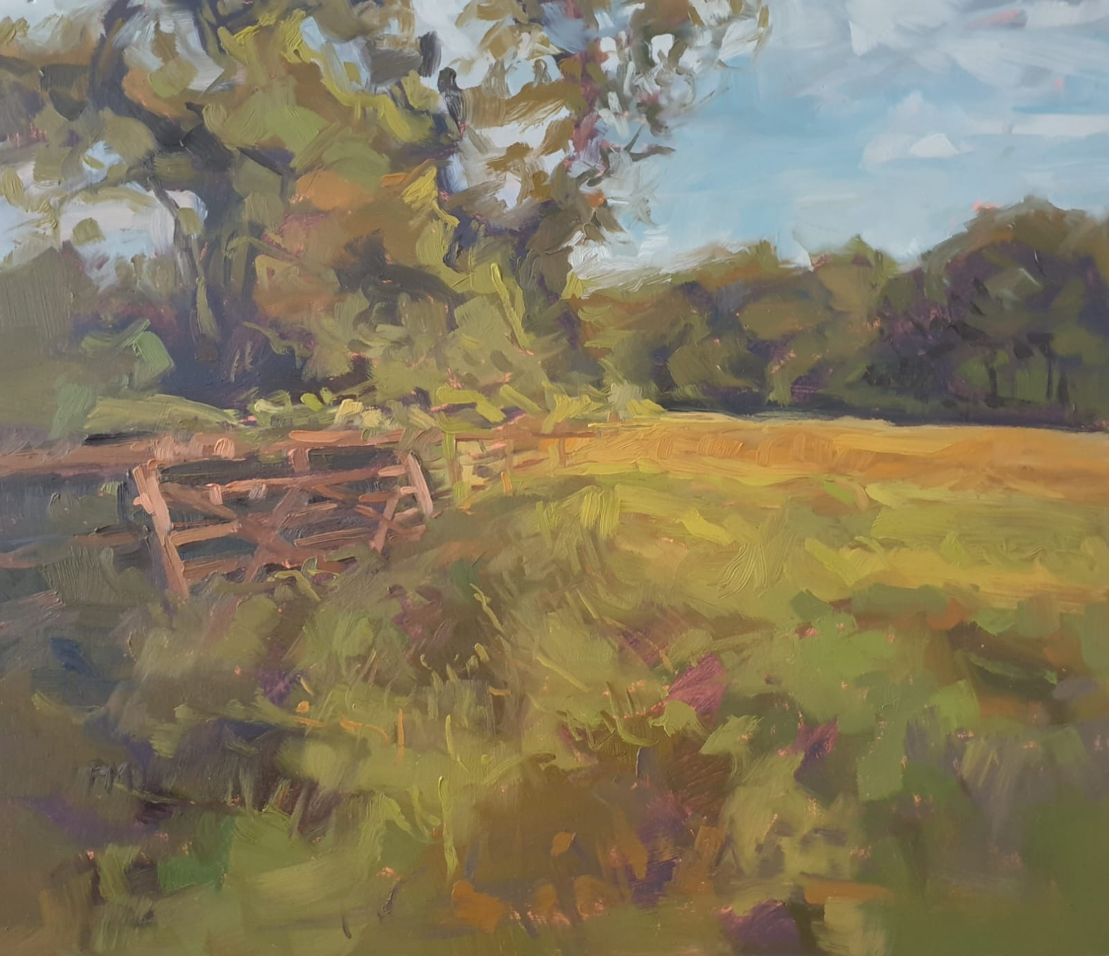 Through The Gate By Paula Mitchell