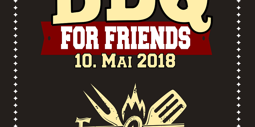 BBQ for Freinds 2018