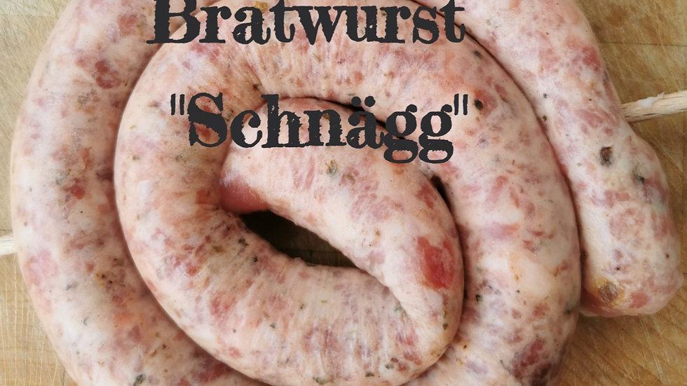 "BRATWURST ""Schnägg"""