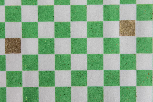 Hand-Dyed Yuzen Washi Paper - 056 Green