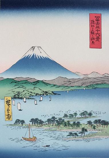 Suruga Miho-no-Matsubara