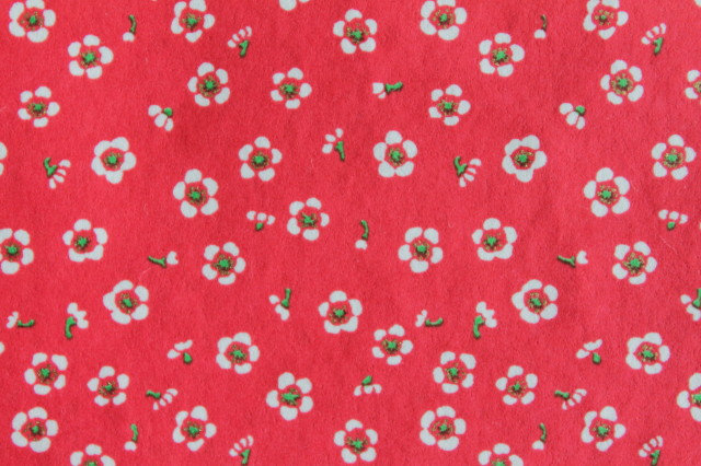 Hand-Dyed Yuzen Washi Paper - 038 Red