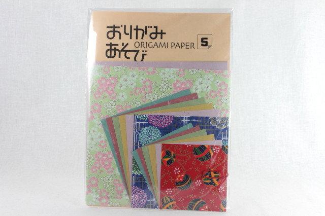 Japanese Yuzen Washi Origami Paper Pack 5