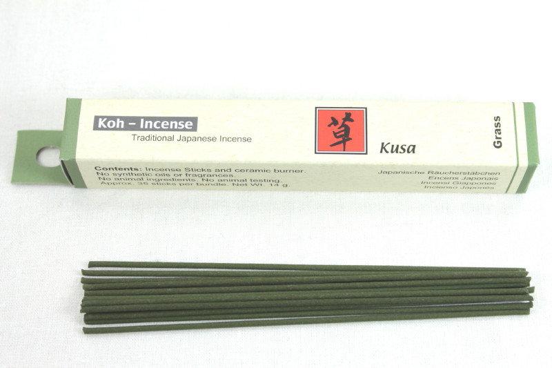 "Daily Incense ""Kusa"" - Grass"