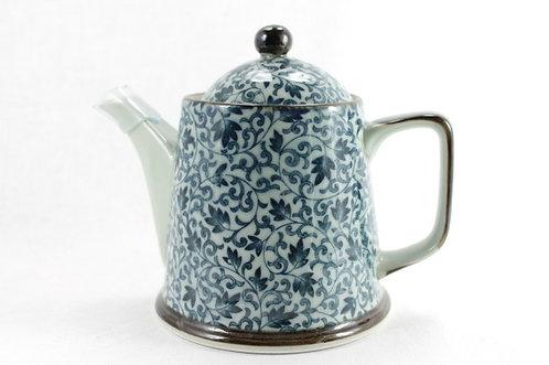 Ivy pattern Teapot - Arita-ware