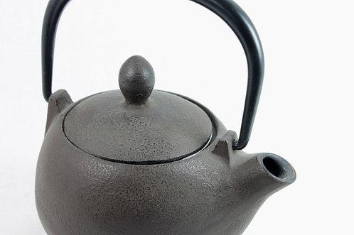 "Teapot ""Marron"" Brown - Cast Iron"
