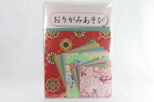 Japanese Yuzen Washi Origami Paper Pack 7