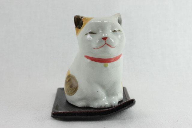 Small Cat - Incense Burner
