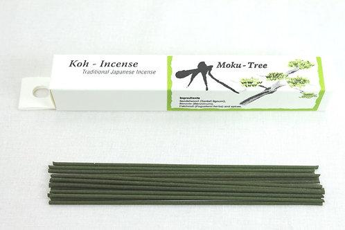 "Daily Incense ""Moku"" - Tree"