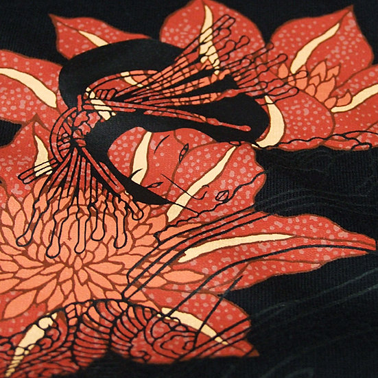 Japanese Art T-shirts - OIRAN