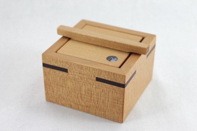 Kauri Tiny Box - Peter Maclean