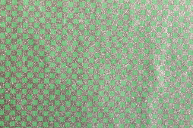 Hand-Dyed Yuzen Washi Paper - 041 Green