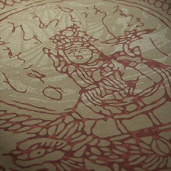 Japanese Art T-shirts - MONJU-BOSATU