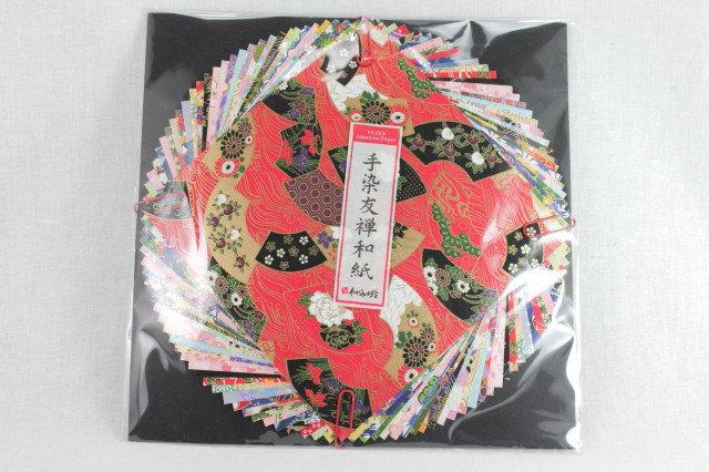 Japanese Yuzen Washi Origami Paper Pack - 15cm x 15cm