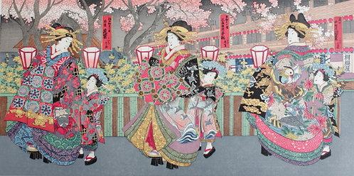 Geisha's Paradein Shinyoshiwara