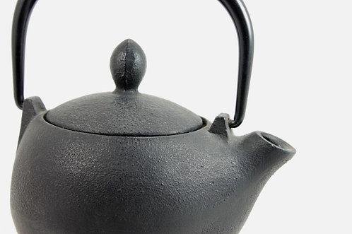 "Teapot ""Marron"" Black - Cast Iron"