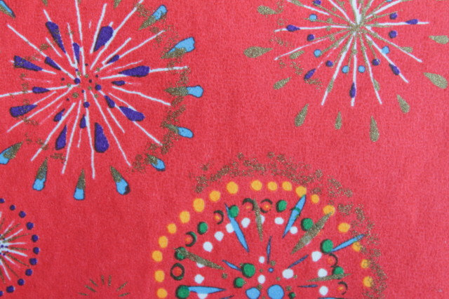 Hand-Dyed Yuzen Washi Paper - 034 Red