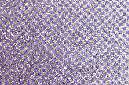 Hand-Dyed Yuzen Washi Paper - 041 Purple