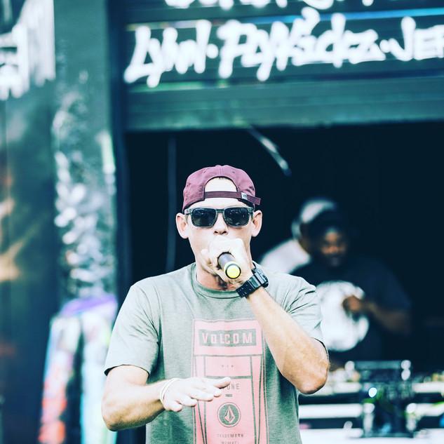 One MC One DJ