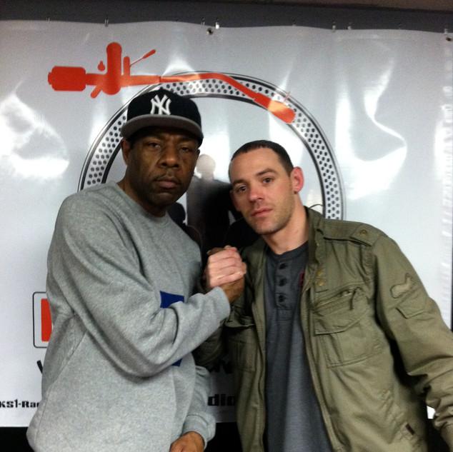 DJ Storm Norm x shoreShot BKS1Radio