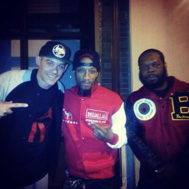 shoreShot and Smif N Wessun