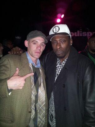 shoreShot and Pete Rock