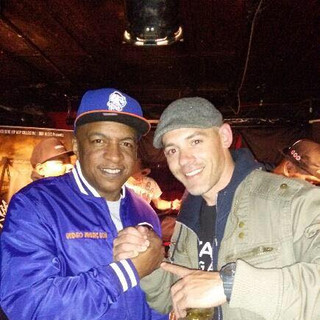 Uncle Ralph McDaniels and shoreShot