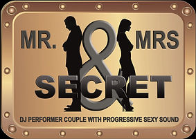 Mr & Mrs Secret Logo